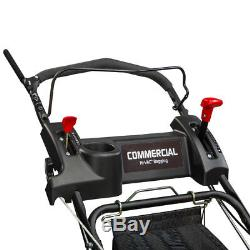 Snapper 7800849 21-Inch 163cc Commercial HI VAC Self-Propelled Lawn Mower