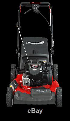 Snapper Gas Lawn Mower Front Wheel Drive Self Propelled Side Discharge Mulching