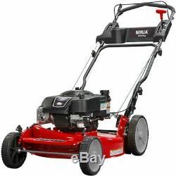 Snapper Ninja (21) 190cc Self-Propelled Mulching Lawn Mower
