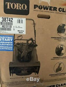Snowblowers On Sale Self Propelled Gas Snow Thrower Toro 38741