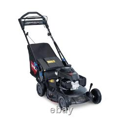 Super Recycler 21 In. 160 Cc Honda Engine Gas Personal Pace Walk Behind Self-Pro