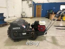Sweepster 36 Walk Behind Sweeper C36TWHPDS1