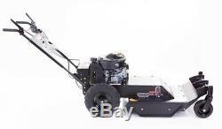 Swisher Predator 24 in. 4-Speed Gas Recoil Start Self-Propelled Walk Behind