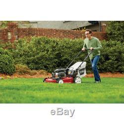 TORO 22'' Gas Walk Behind Lawn Mower High Wheel Variable Speed Self Propelled