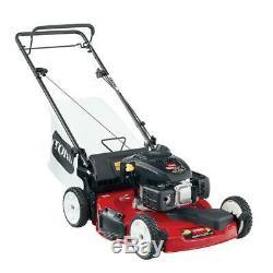 TORO 22in. Gas Walk Behind Lawn Mower Low Wheel Variable Speed Self Propelled