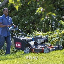 Timemaster 30 In. Briggs Stratton Personal Pace Self-Propelled Walk-Behind Gas