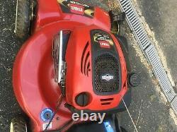 Toro 203334 Recycler 22 in. Variable Speed Electric Start Self Propelled Gas