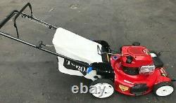 Toro 20339 22 in. SmartStow High Wheel Variable Speed Walk Behind Gas Mower, GR