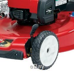 Toro 22 Recycler Variable Speed Gas Walk Behind Self Propelled Lawn Mower