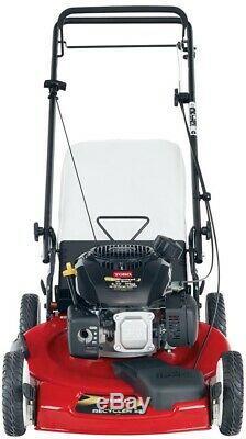 Toro 22 in. Kohler Low Wheel Variable Speed Gas Behind Self Propelled Lawn Mower