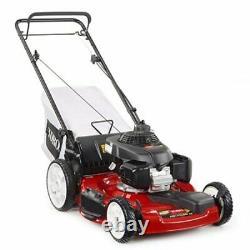 Toro 22 in. Self-Propelled Walk Behind Lawnmower Mulching Capability (20379)