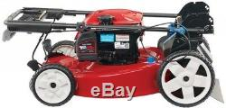 Toro Gas Lawn Mower 22 in. SmartStow Personal Pace Variable Speed Self Propelled