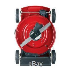 Toro Gas Self Propelled Lawn Mower 22 in Kohler Engine High Wheel Variable Speed