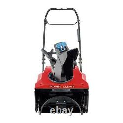 Toro Gas Snow Blower 21 in 212 cc Commercial Plastic Single-Stage Self Propelled