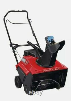 Toro Power Clear 821 RC 21 In. 252 Cc Commercial Self Propelled Gas Snow Blow