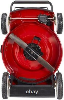Toro Recycler 22 in. SmartStow High Wheel Variable Speed Walk Behind Gas Self