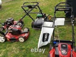 Toro Recycler Gas Self Propelled Lawn Mower 22 inch. Local Pickup Only