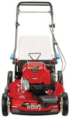 Toro Recycler High Wheel Variable Speed Walk Behind Gas Self Propelled Mower New
