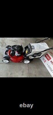Toro Self Propelled Gas Lawn Mower Best Walk Behind Yard Garden Grass Backyard