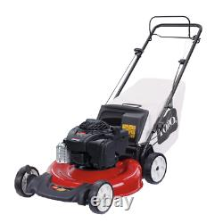 Toro Self Propelled Gas Lawn Mower, Recycler 21 in. Briggs and Stratton, RWD