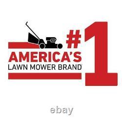 Toro Self Propelled Lawn Mower 21 in. 163cc Briggs Engine FLEX Handle Aluminum
