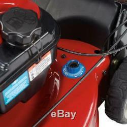 Toro Self Propelled Lawn Mower 22 in. 4-Wheel Drive Adjustable Handlebar