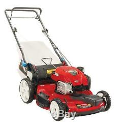 Toro Self Propelled Lawn Mower 22 in. Front-Wheel Drive Steel Deck 9-Position