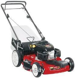 Toro Self Propelled Lawn Mower 22 in. High Wheel Variable Speed Gas Walk Behind