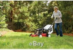 Toro Self Propelled Lawn Mower 22 in. Walk Behind Low Wheel Variable Speed Gas