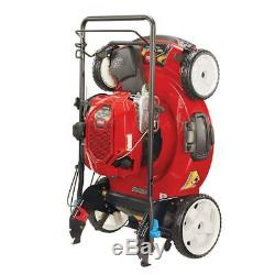 Toro Self Propelled Lawn Mower Front-Wheel Drive Foldable Handle Gas Powered
