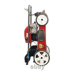 Toro Self Propelled Lawn Mower Gas No Oil Change High Wheel Variable Speed