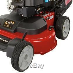 Toro Self-Propelled Lawn Mower Walk-Behind Gas 30 in. Spin-Stop Blade Wheels