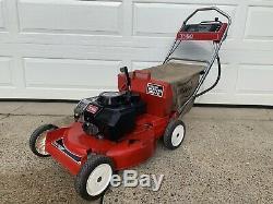 Toro Suzuki 2-cycle Engine Bbc Rear Bag Self Propelled Lawn Mower
