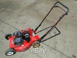 Toro TV5002 Suzuki 2 cycle commercial self propelled Lawn Yard Mower Lawnmower