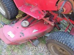 Toro Wheelhorse 414-8 Riding Mower