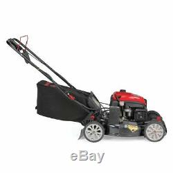 Troy-Bilt 12AGA2MT766 21 Self-Propelled 3-in-1 Lawn Mower with 159cc OHV Engine