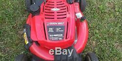 Troy-Bilt 21 725ex 190cc Self-Propelled Lawn Mower