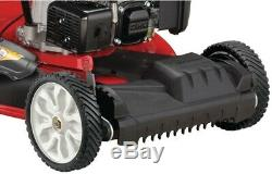 Troy-Bilt 21 in. Walk Behind Self Propelled Lawn Mower 3-in-1 TriAction Cutting