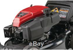 Troy-Bilt Lawn Mower 21 in. 159cc Gas Walk Behind Self Propelled Electric Start