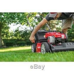 Troy Bilt Lawn Mower Self Propelled Walk Behind Gas Front Wheel 140 cc 21 in