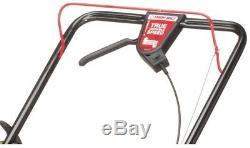 Troy-Bilt Self Propelled Lawn Mower Engine Oil Speed Adjustable Handlebar Wheels
