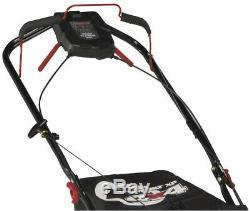 Troy-Bilt Self Propelled Lawn Mower Gas 4-Wheels Blades Handlebar Side-Discharge