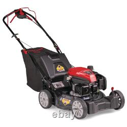 Troy-Bilt Self Propelled Lawn Mower XP 21 in. 159cc 3-in-1 Gas RWD