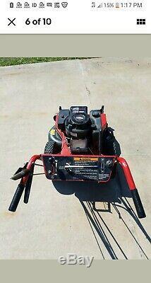 Troy Bilt WC33 XP Wide Cut Self-Propelled Mower320cc