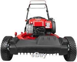 Troy-Bilt Walk Behind Self Propelled Lawn Mower 2-in-1 TriAction Cutting System