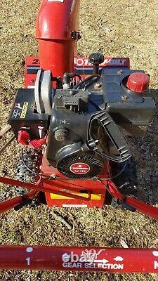 Troy-bilt 21 Gas Powered Electric Start Snow Blower. 42000. Self-propelled