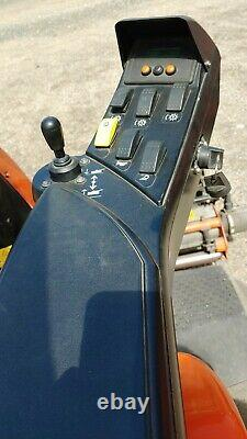 Two Jacobsen Eclipse 322 Hybrid Electric Riding Greens Mowers 2014 and 2015