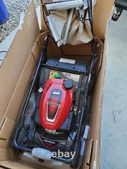 Used Honda 21 200cc Self-Propelled Select Drive Lawn Mower HRX217VKA