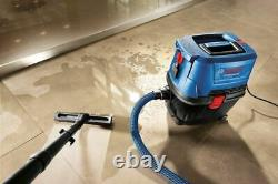 Vacuum cleaner Bosch GAS 15 PS 0.601.9E5.100 Carpet Cleaner