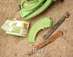 Vintage Lawn Boy Mod. S21esn 2 Cycle 21 Self Propelled Lawn Mower Parts Restore